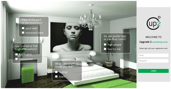 You, the hotelier, you are now able to work in a fully streamlined and - even if we say so ourselves - pretty environment.