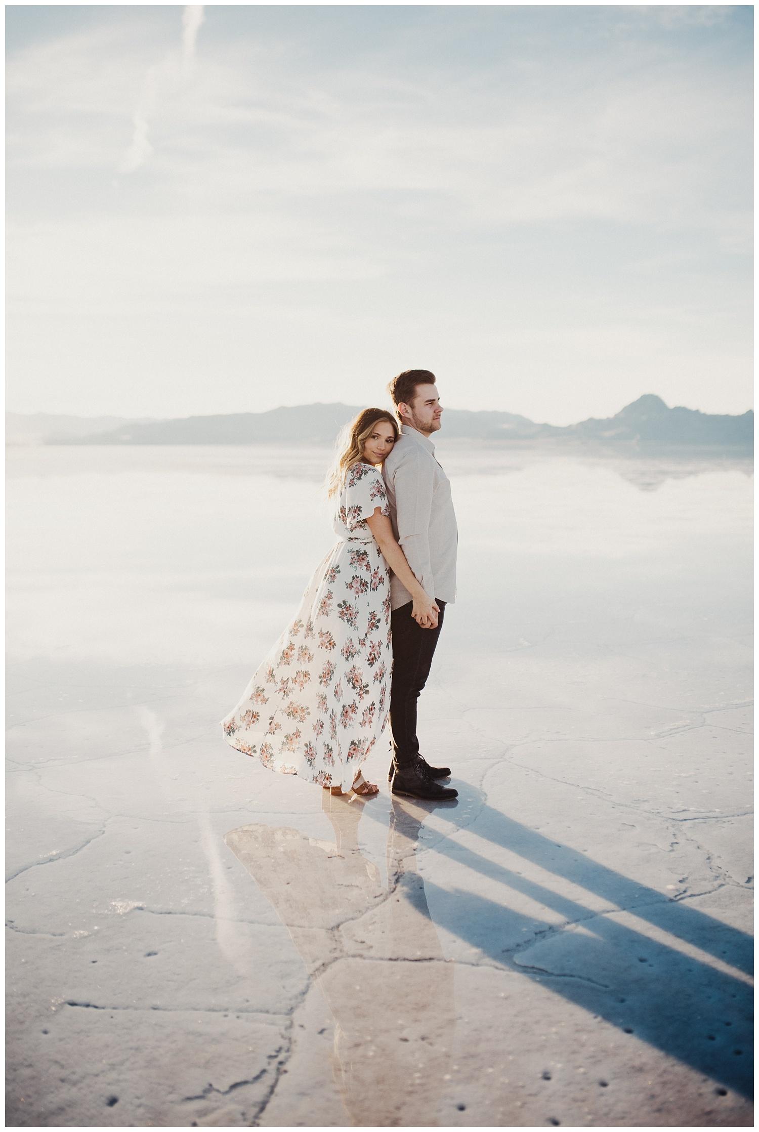 Bonneville Salt Flats Engagements