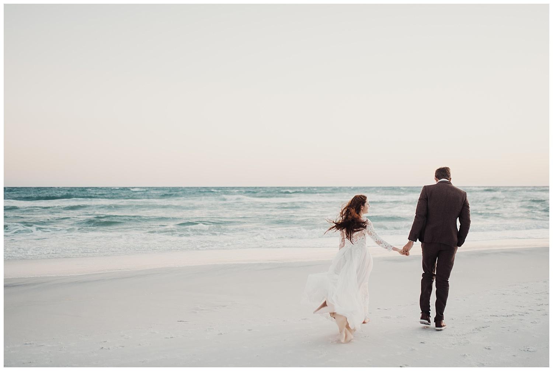 Inlet Beach Florida Wedding