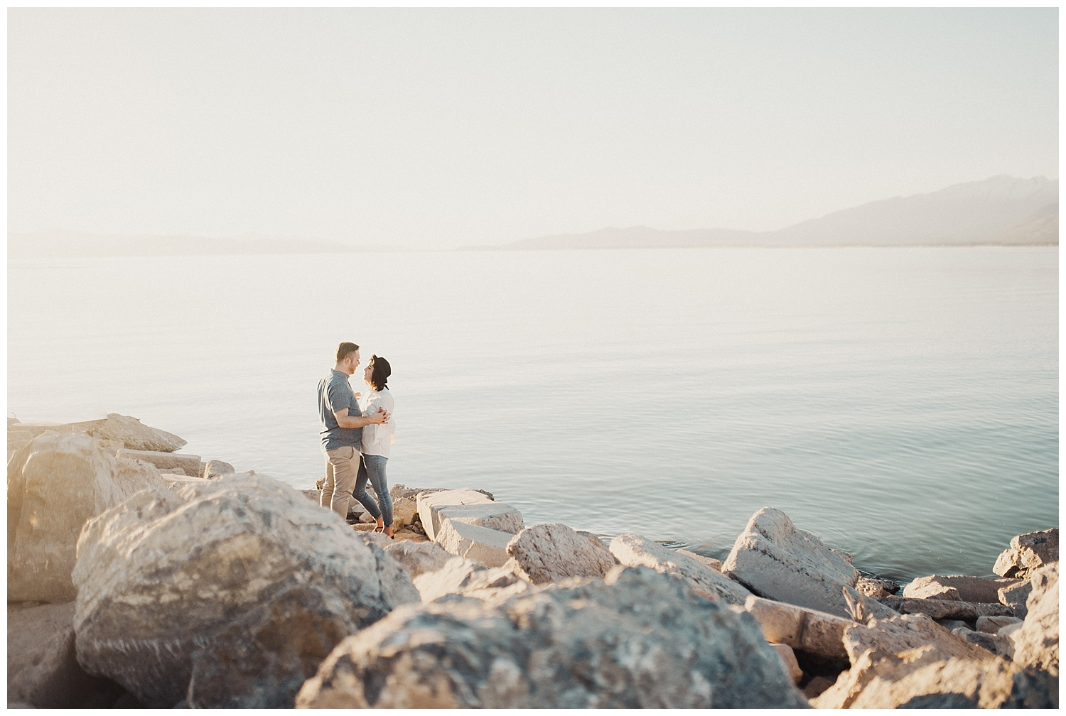 Engagements at Provo Boat Harbor
