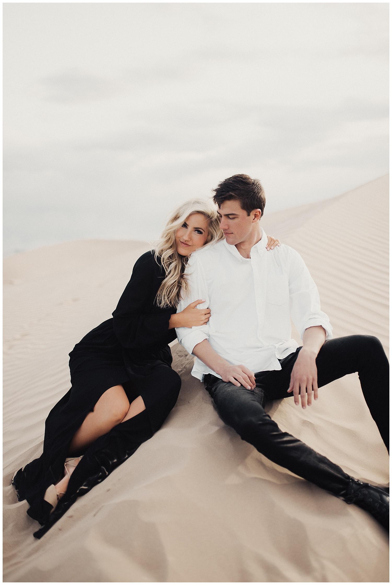 Engagements at Little Sahara Sand Dunes
