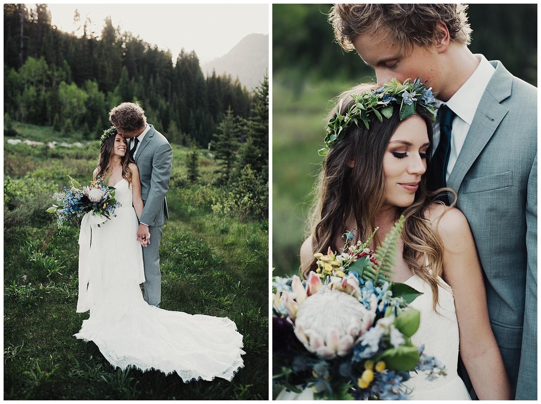 Bitsy Bridal Boho Wedding Gown