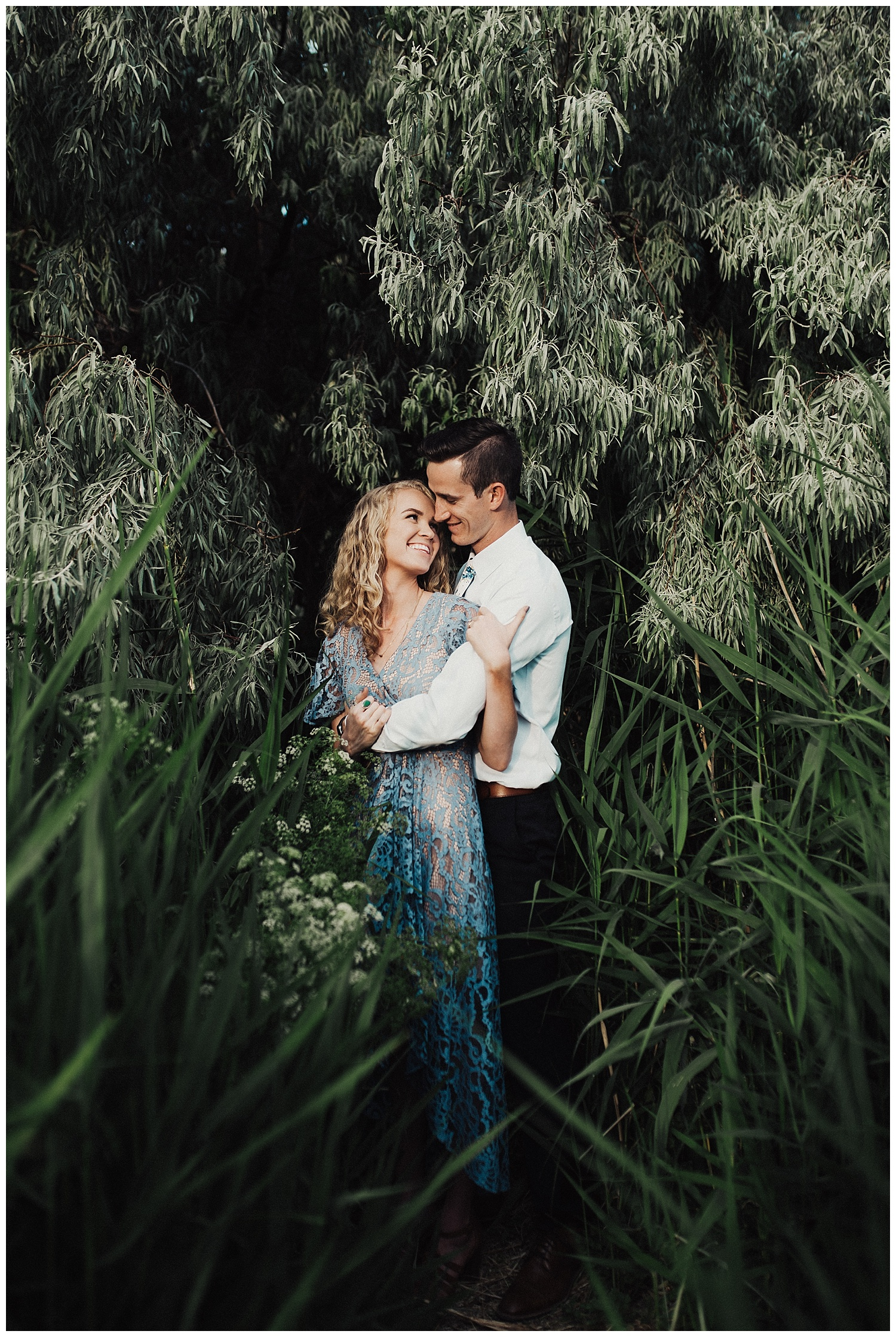 Tunnel Springs Engagement Session