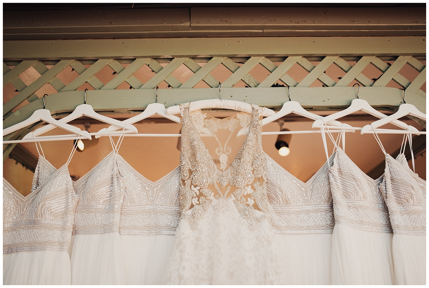 Summer Wedding at La Caille