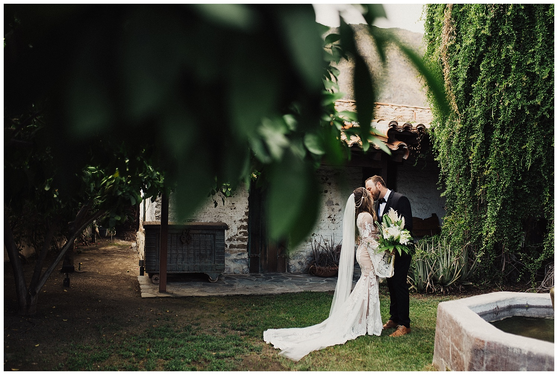 Casa Cody Wedding in Palm Springs