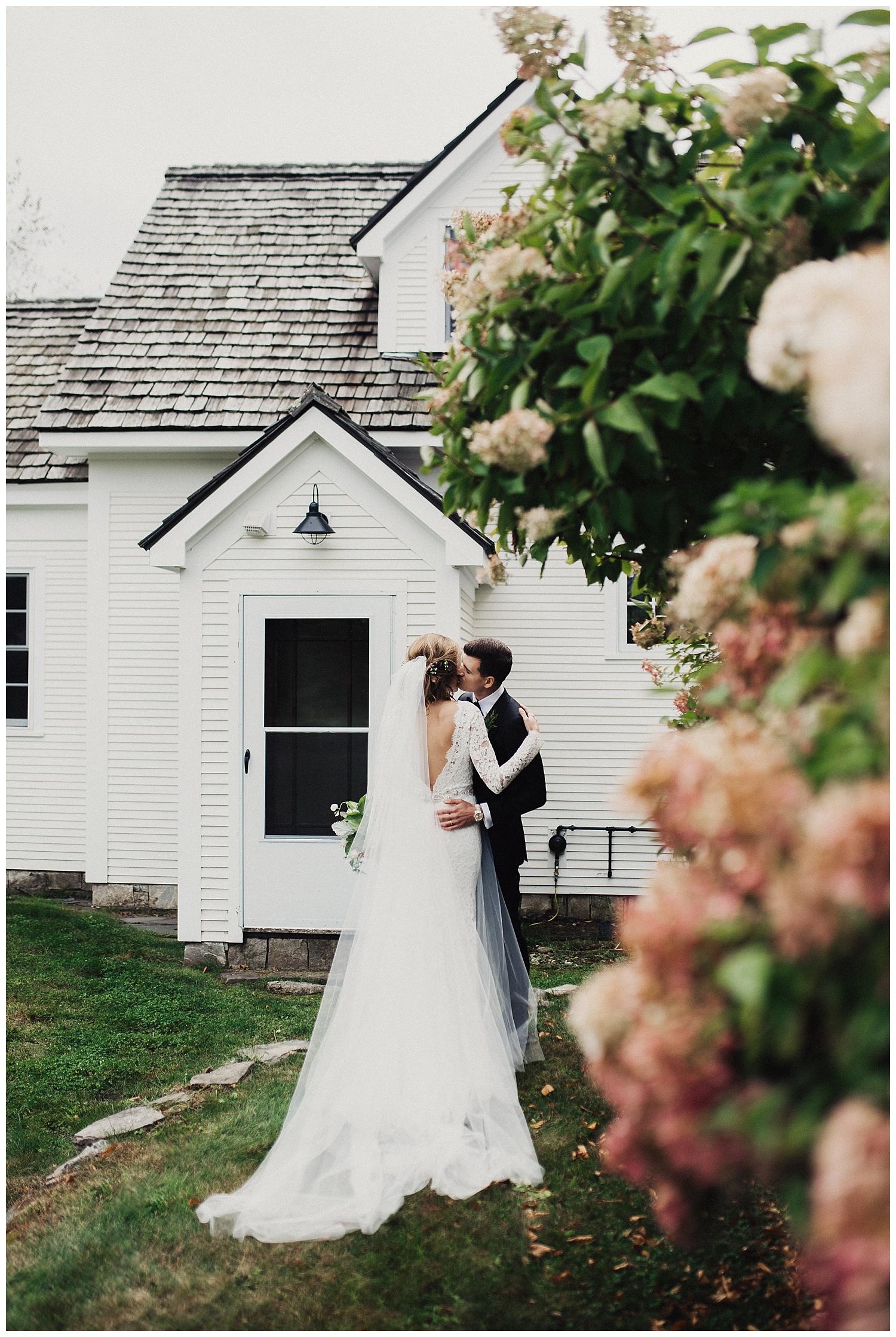Eden Strader Vermont Wedding