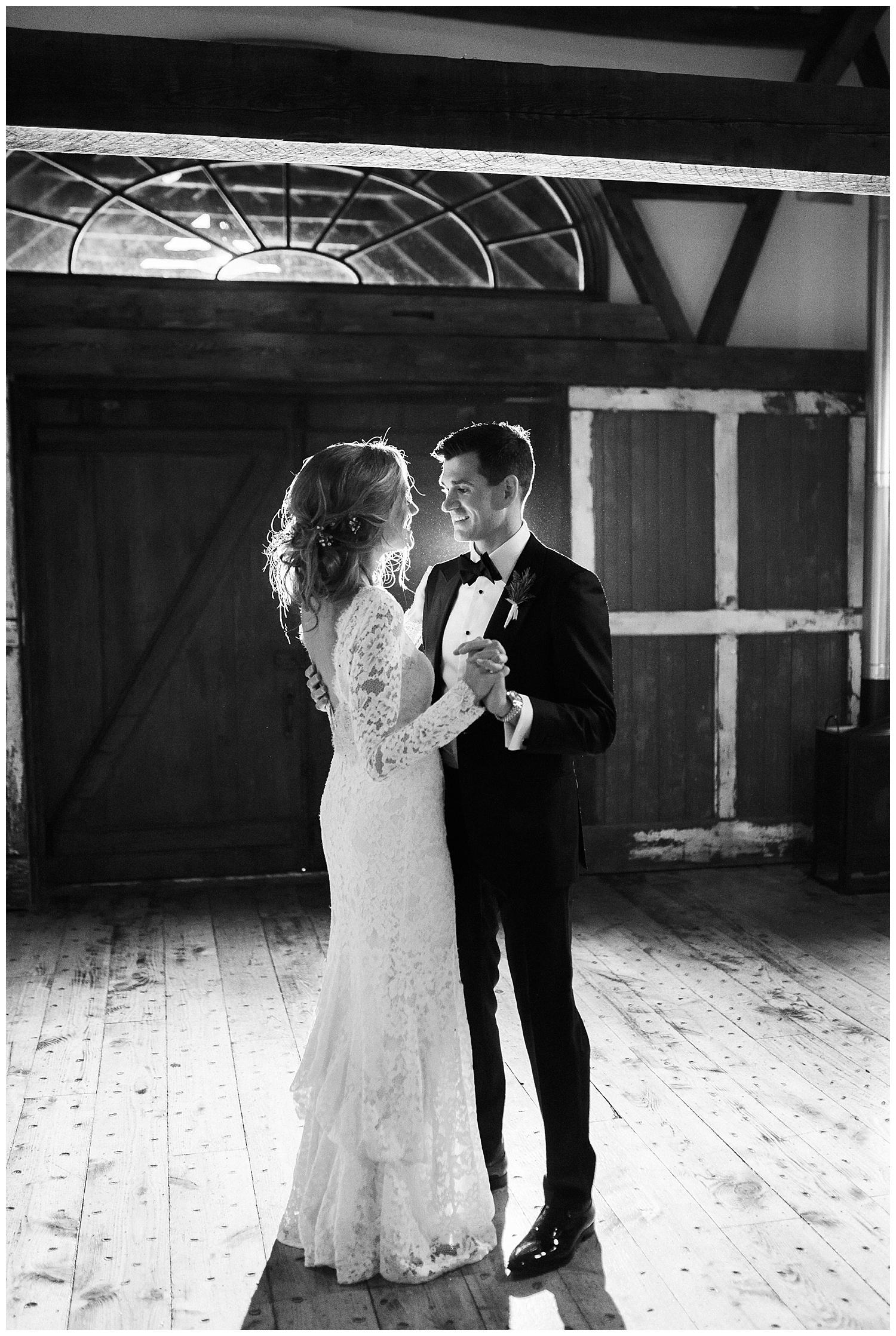 Eden Strader Photography First Dance