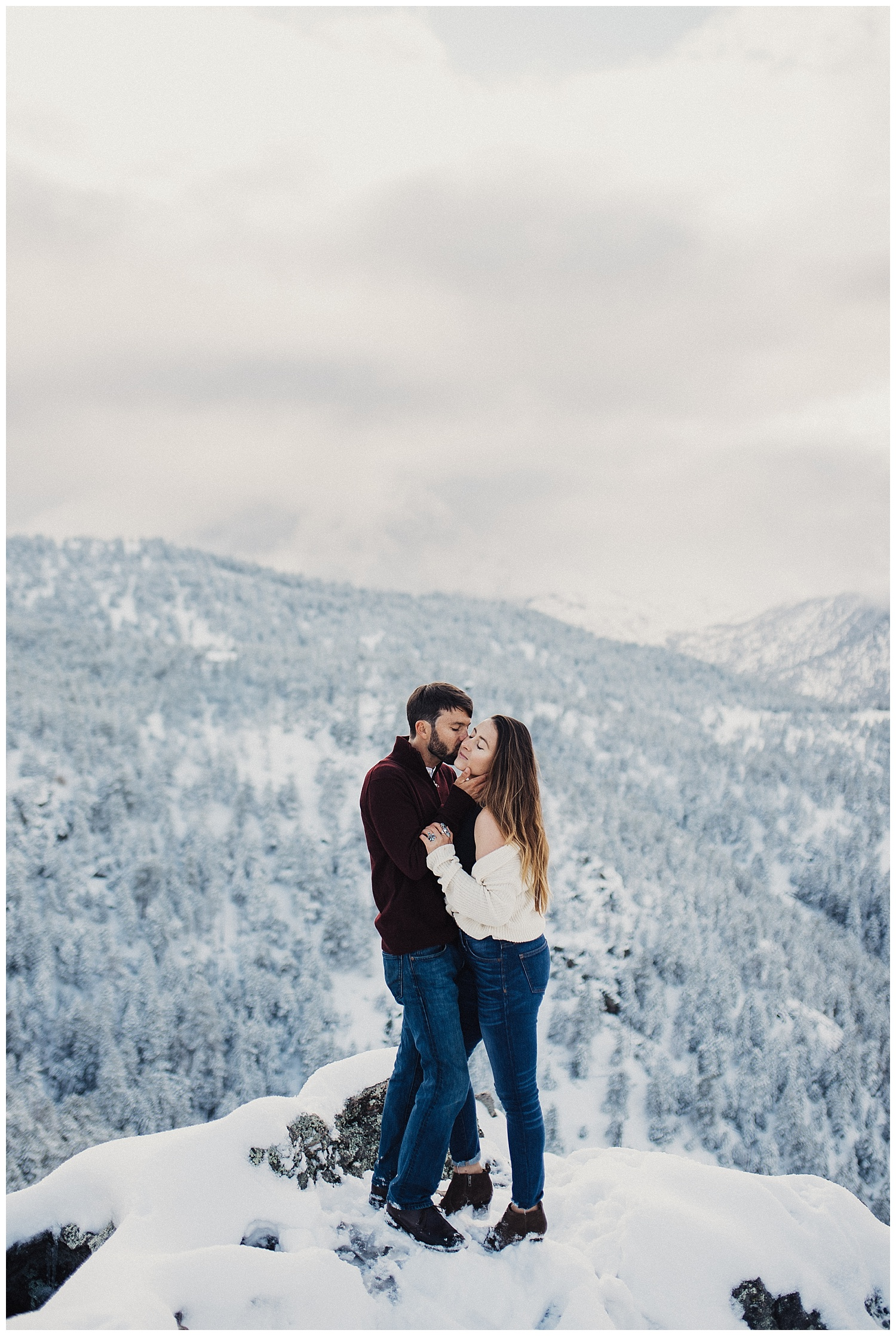 Engagement Session at Lost Gulch Colorado