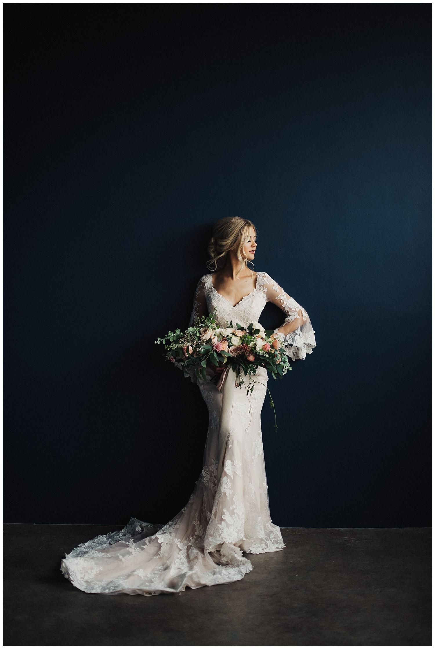 Eden Strader Photography Studio Bridals