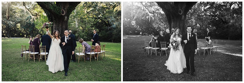 wedding at eden state park under the wedding tree