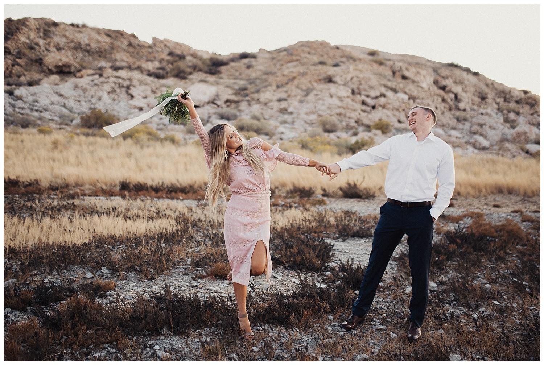 Eden Strader Photography at Antelope Island