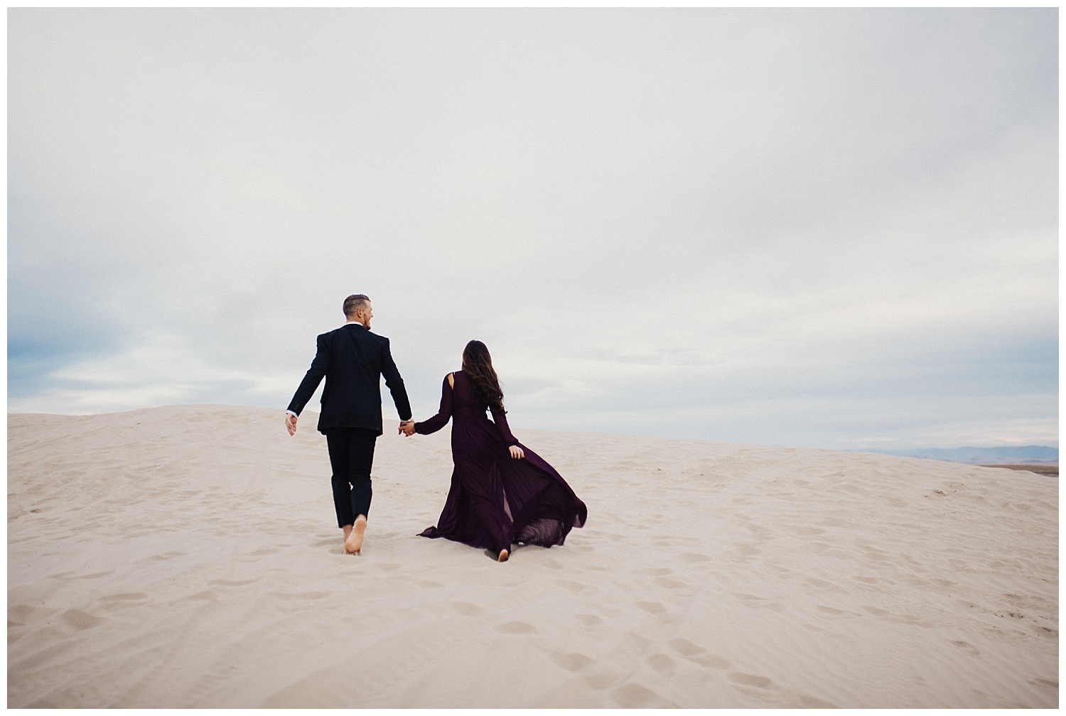 Couples Session at Sand Dunes