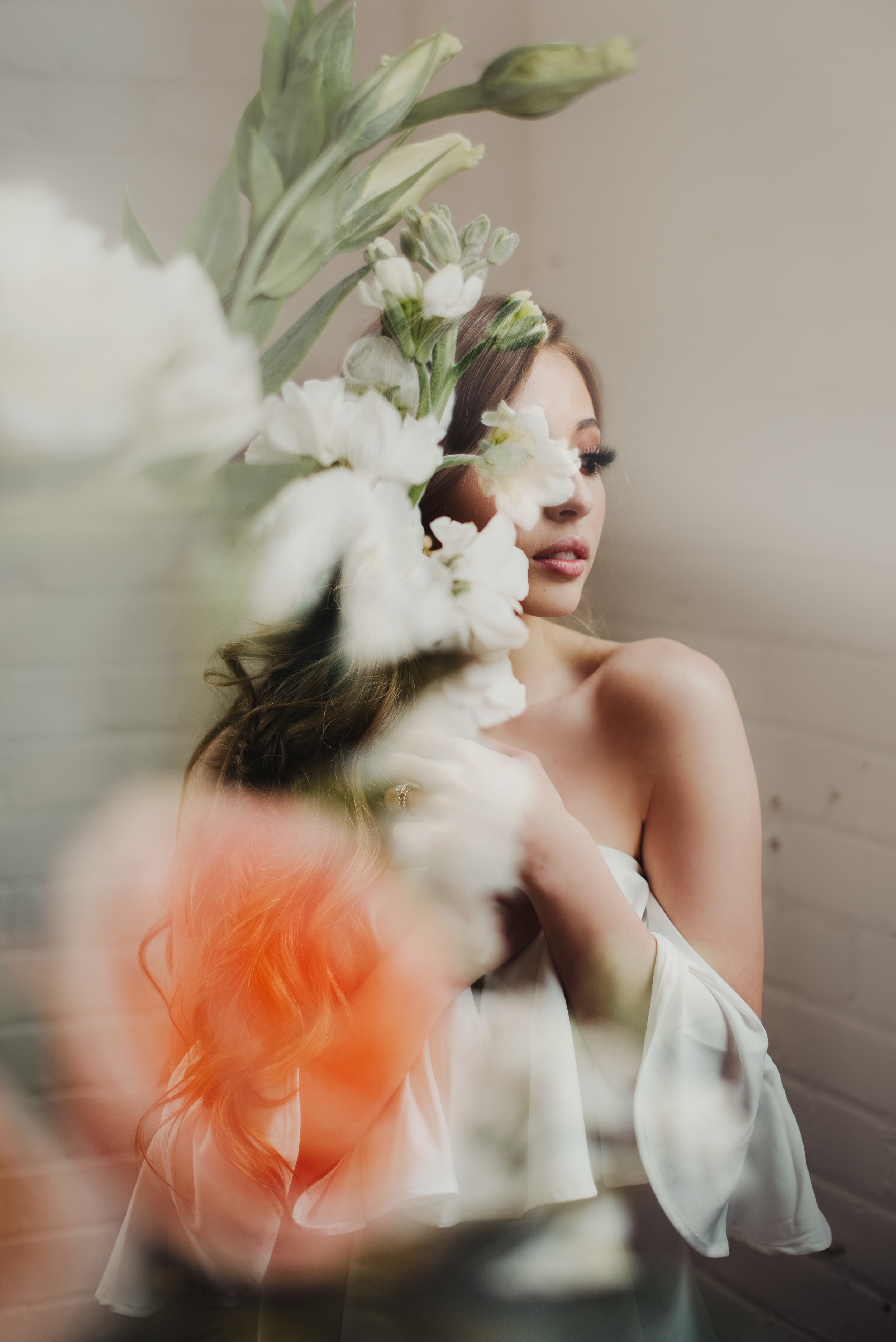 Double Exposure Bridals