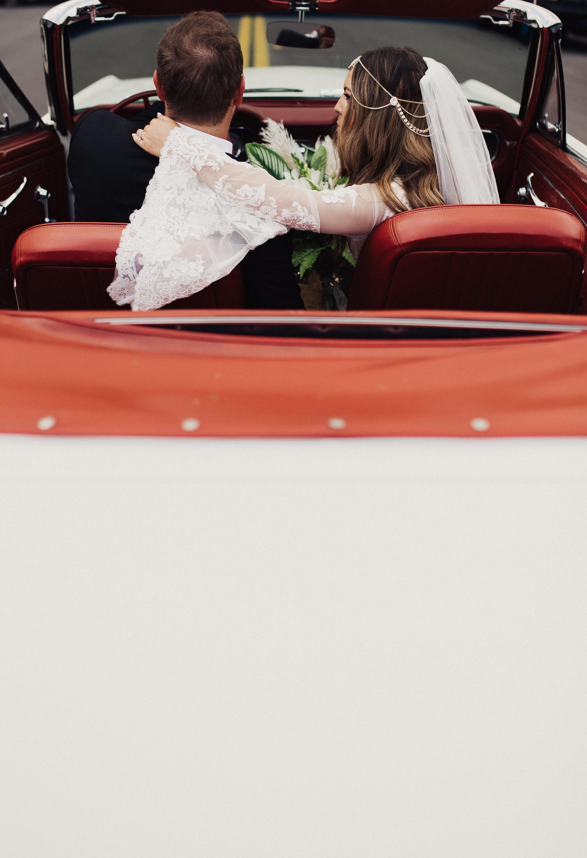 Palm Springs Wedding in California