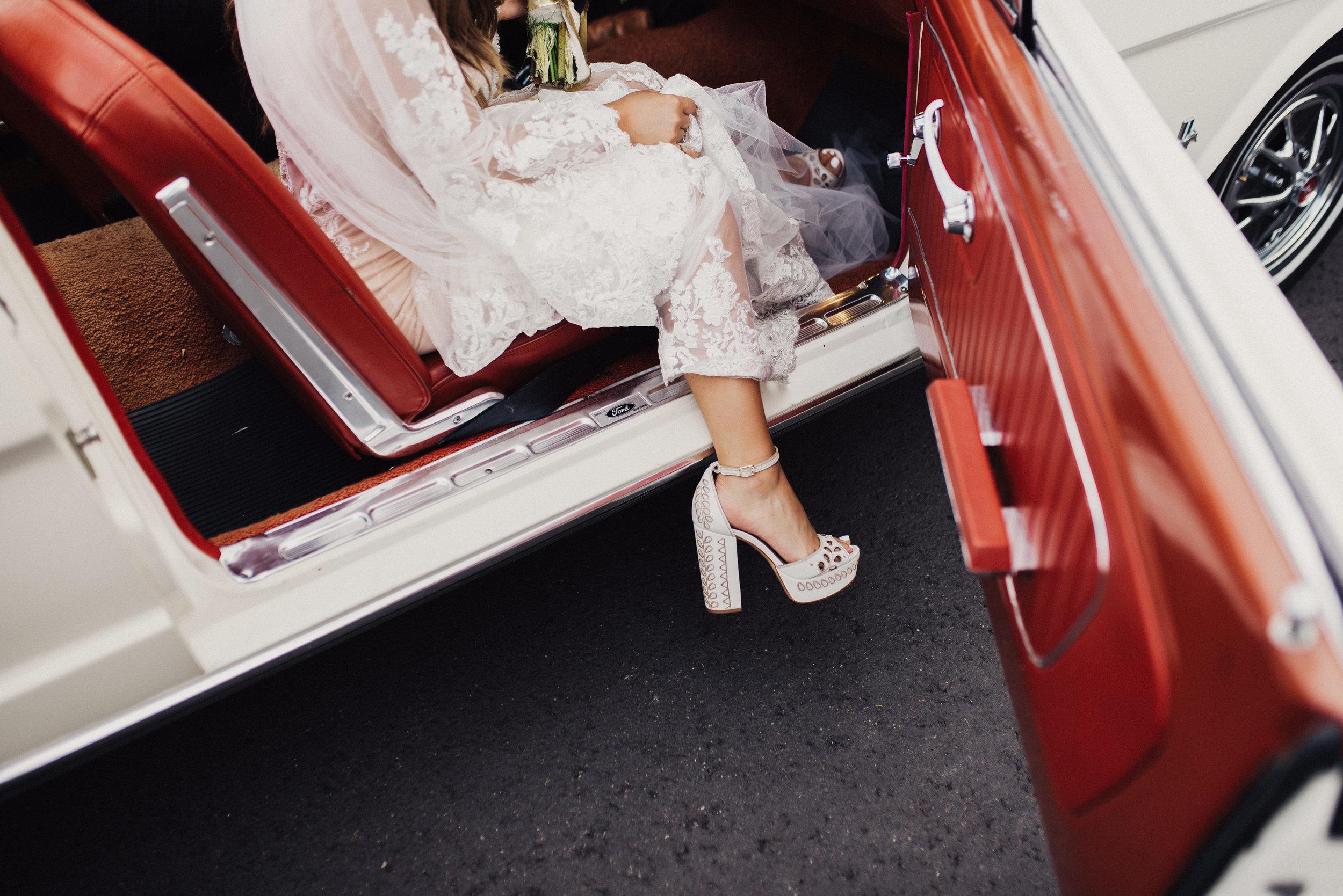 Palm Springs Wedding Details