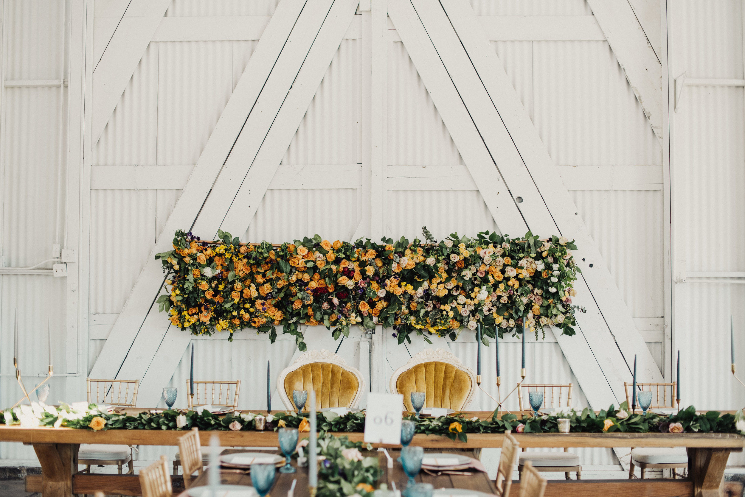Tropical Wedding Details at the White Shanty