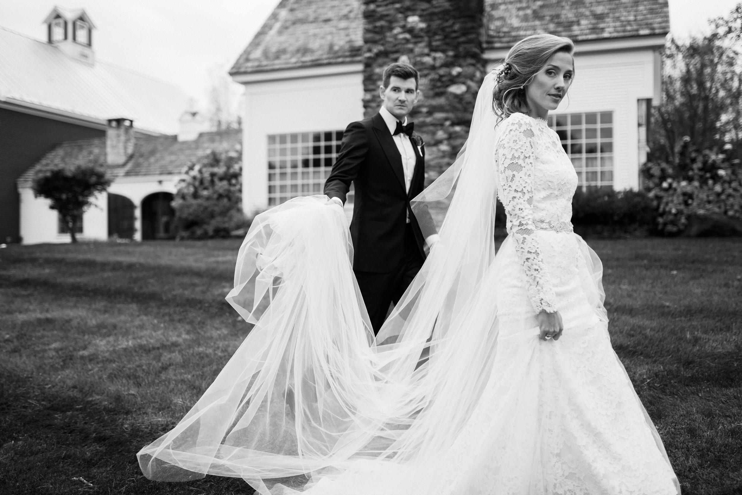 Pittsfield Vermont Wedding