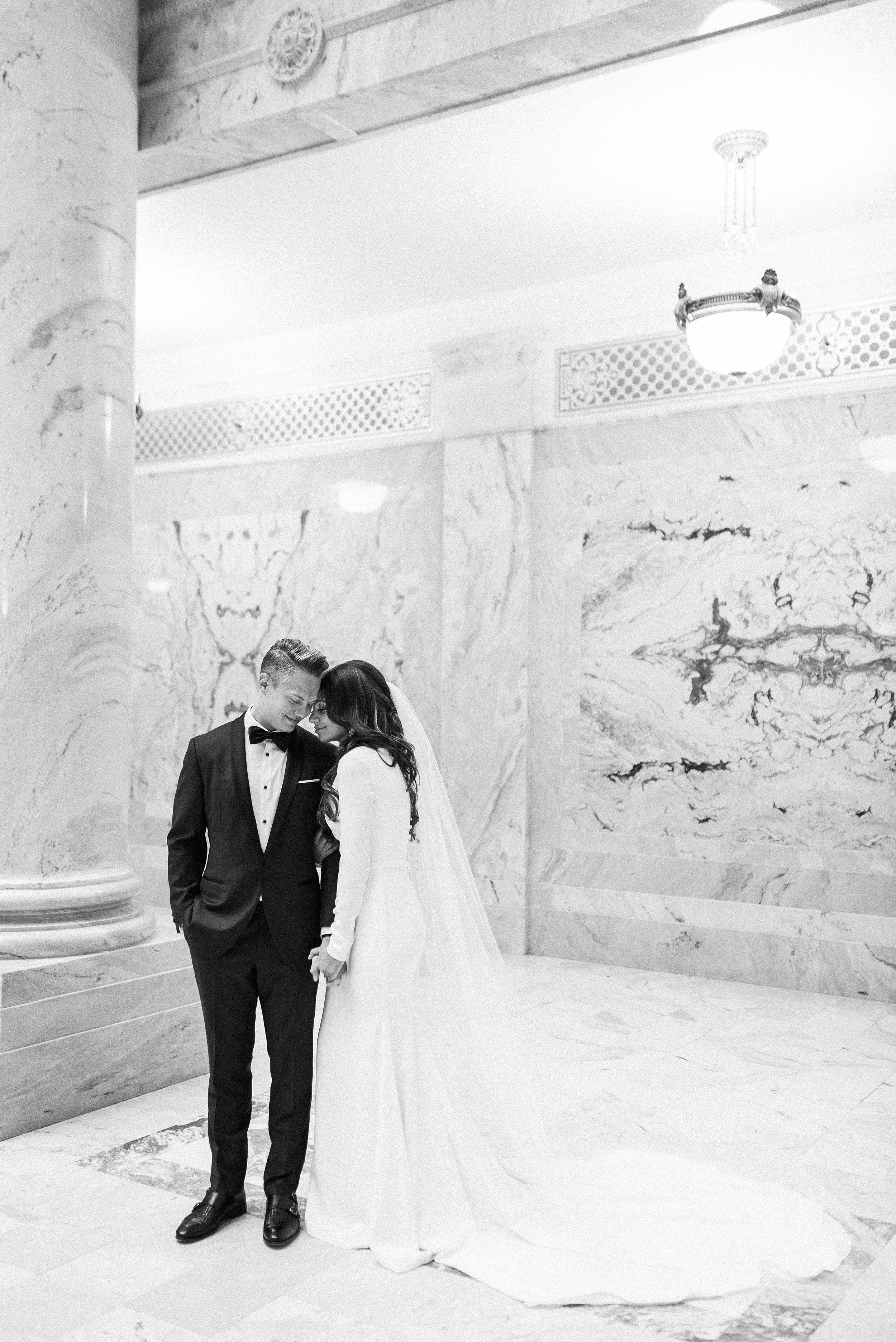 Eden Strader Photography Utah Capitol