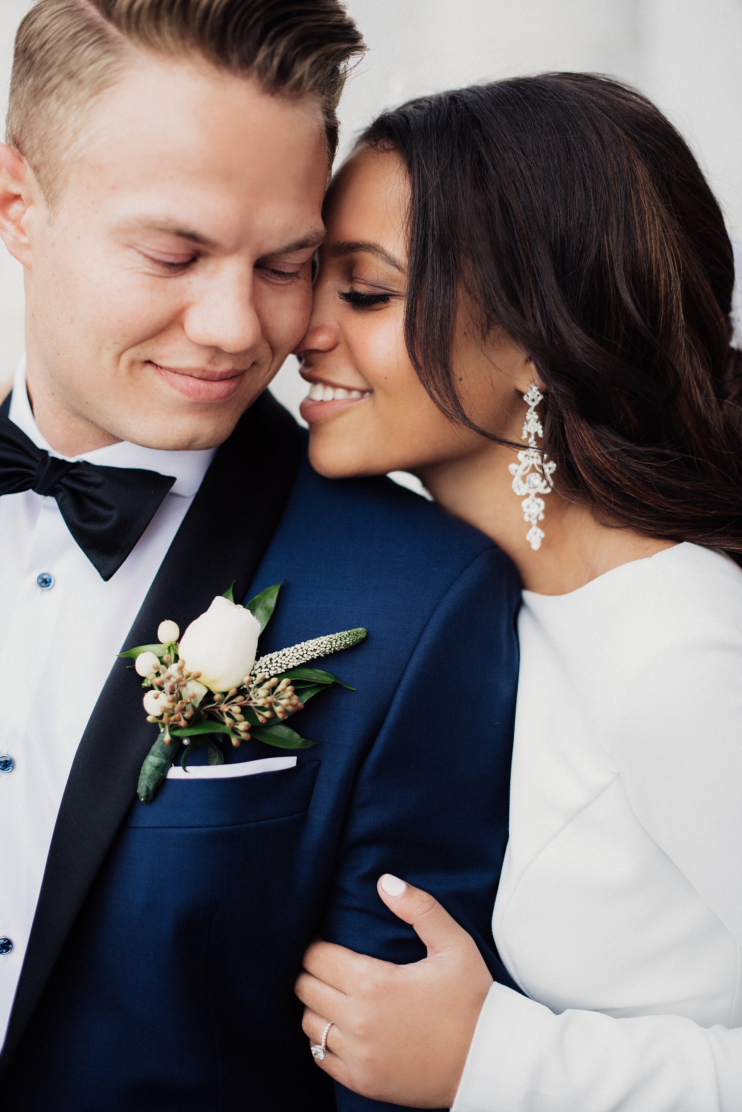 Eden Strader Utah Capitol Bridal Session