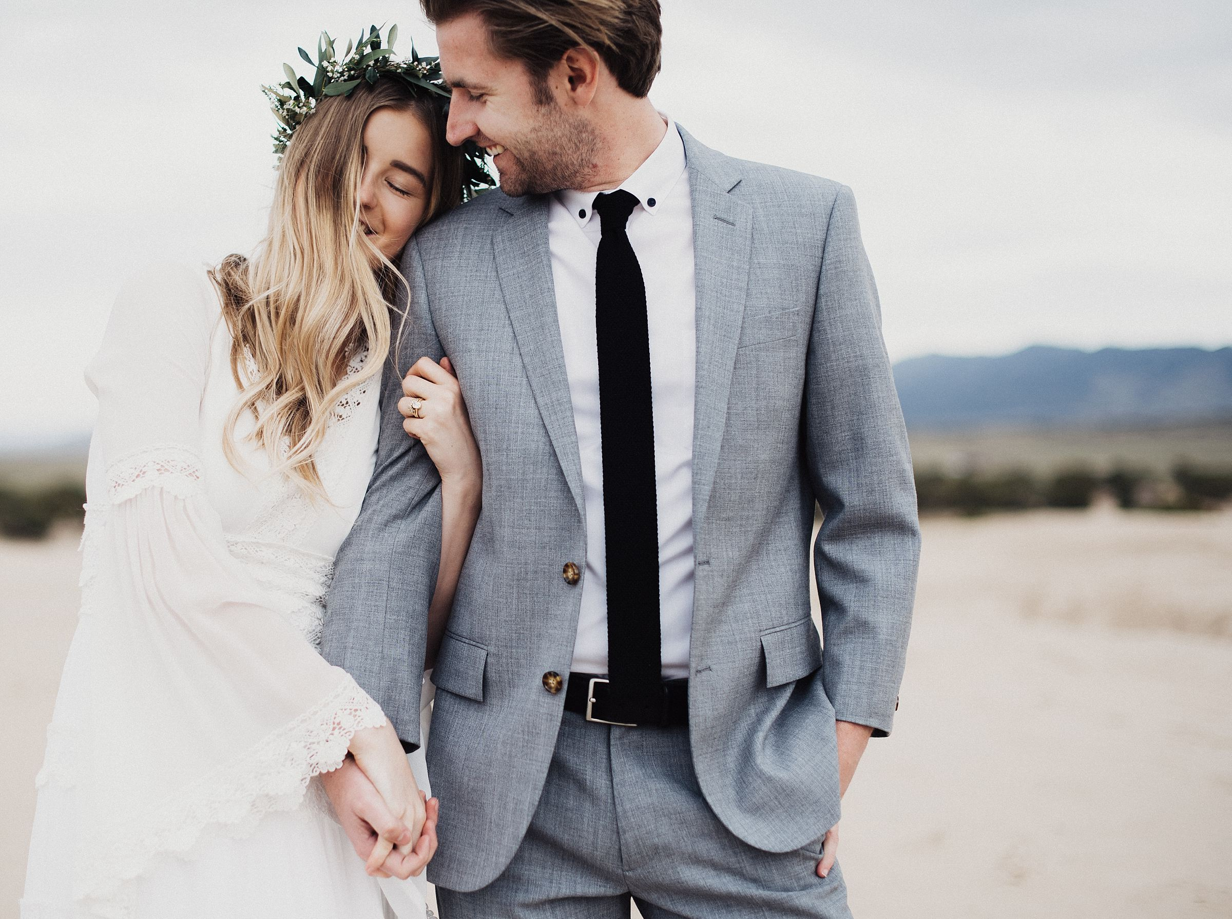 Little Sahara Sand Dunes Bridals