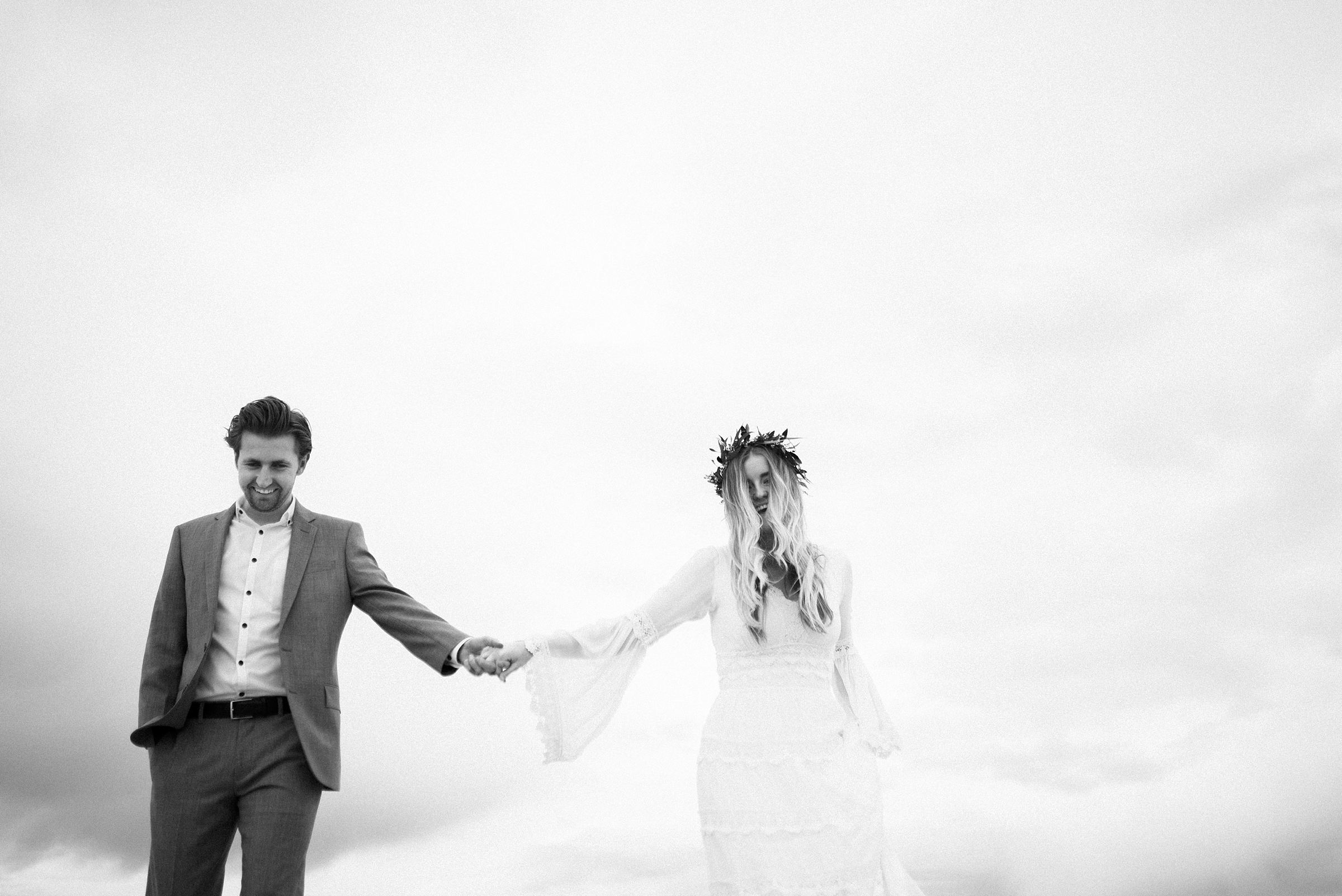 Desert Bridals and First Look