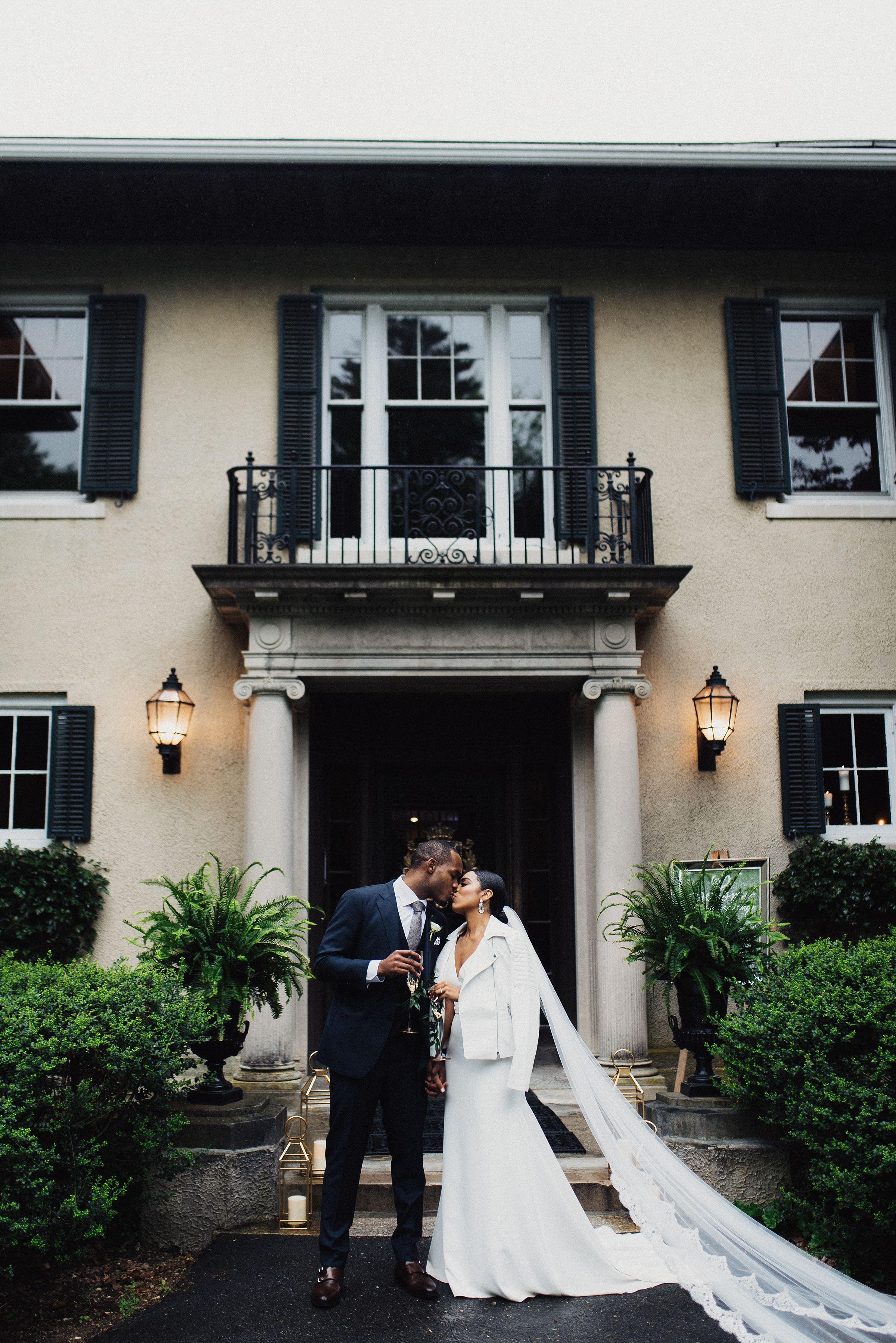Lord Thompson Manor Wedding in Connecticut