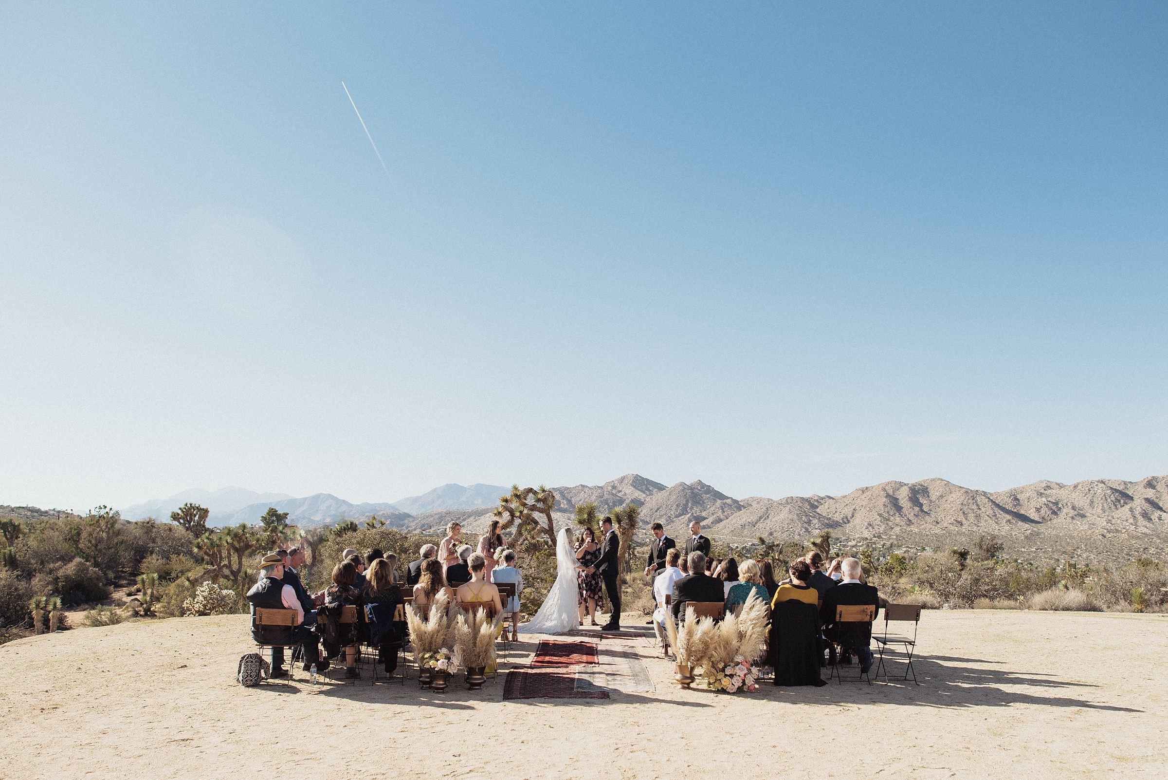 cactus moon retreat wedding ceremony