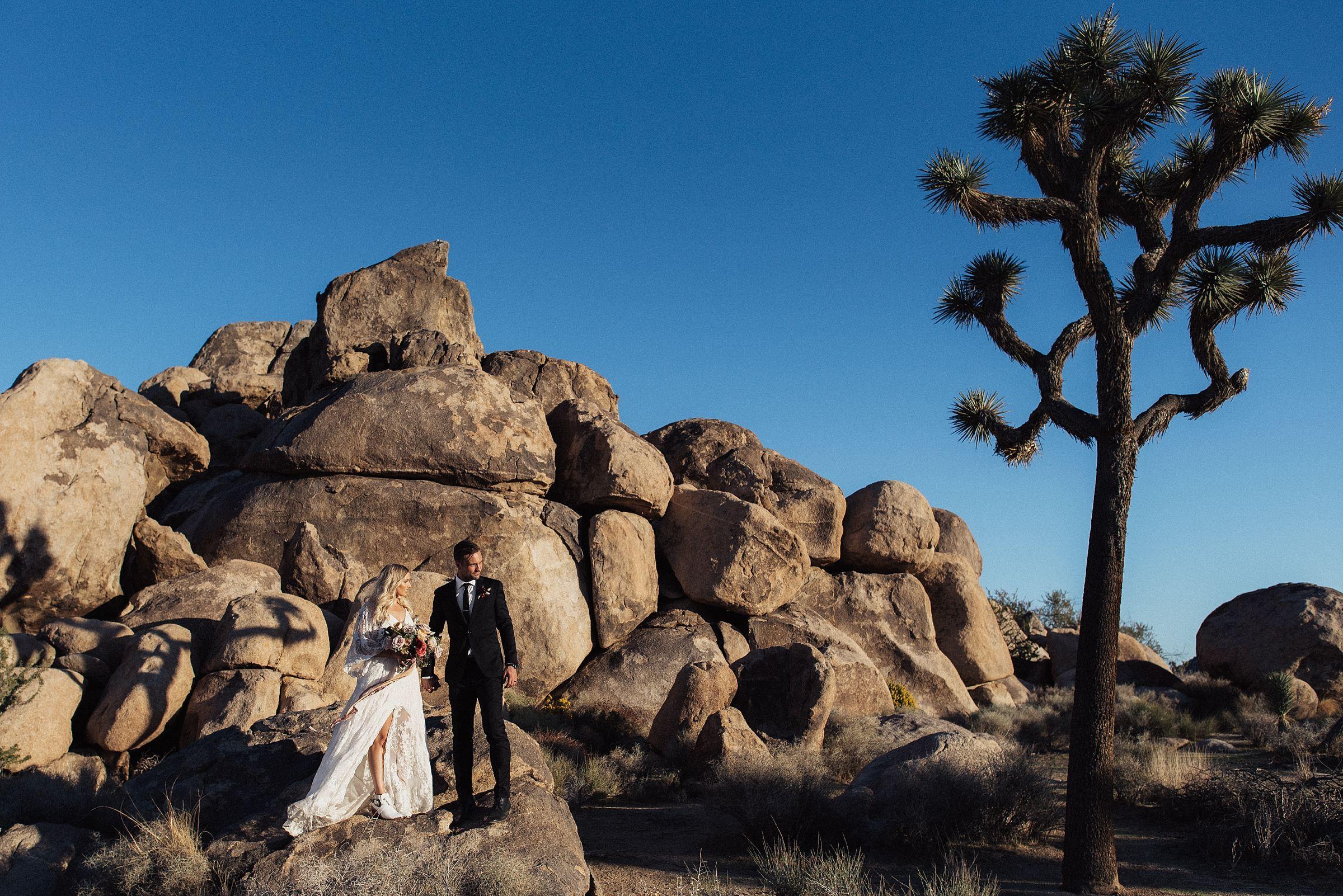 cactus moon retreat wedding day