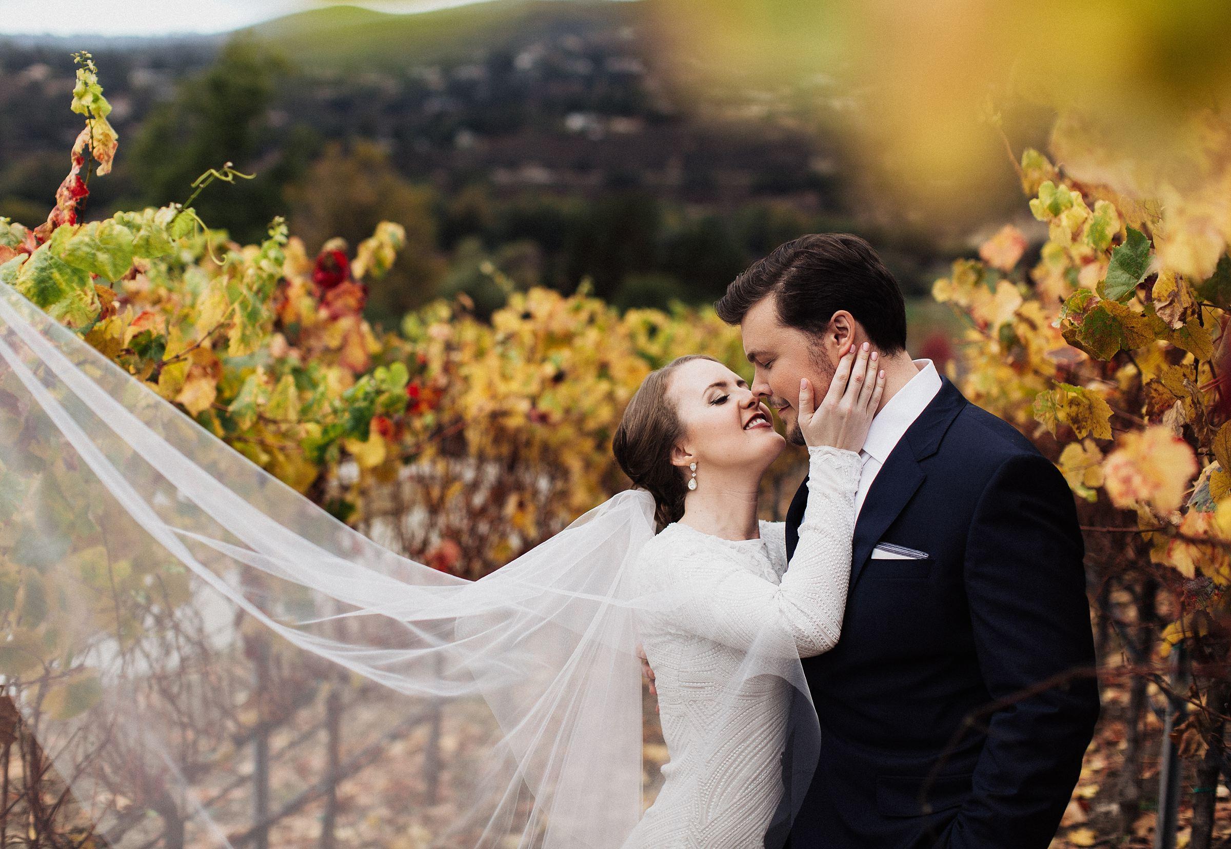 wedding at carmel valley ranch