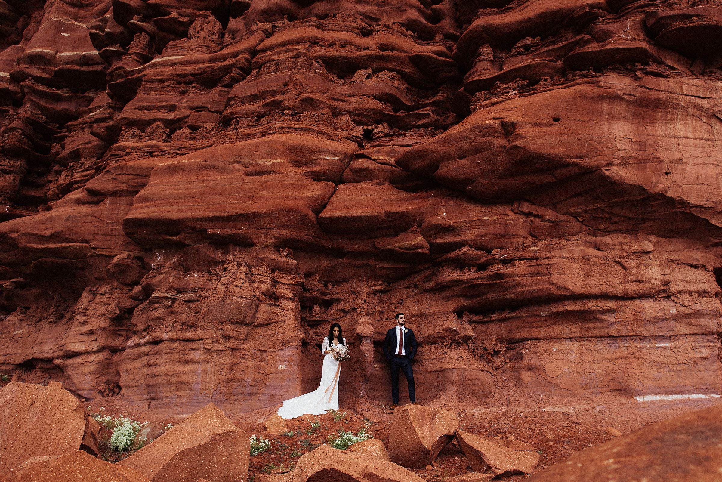elopement at dead horse point state park