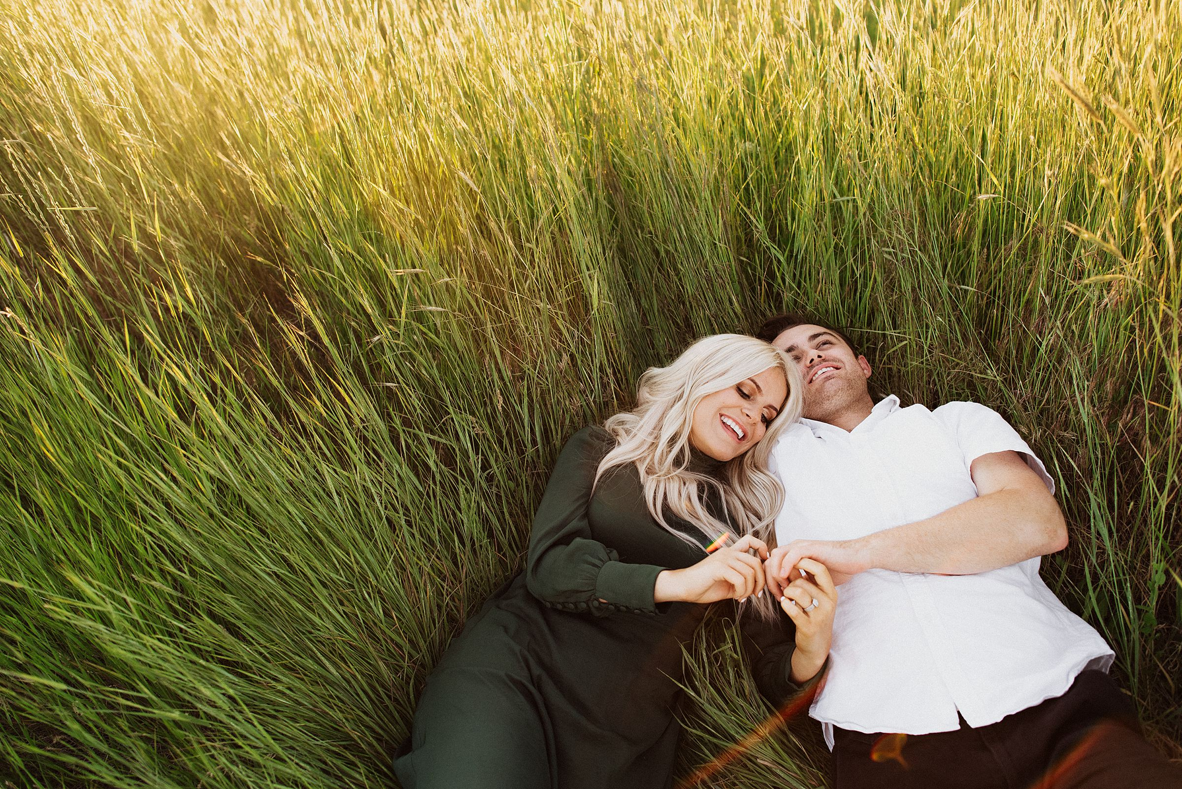 tunnel springs park engagement session