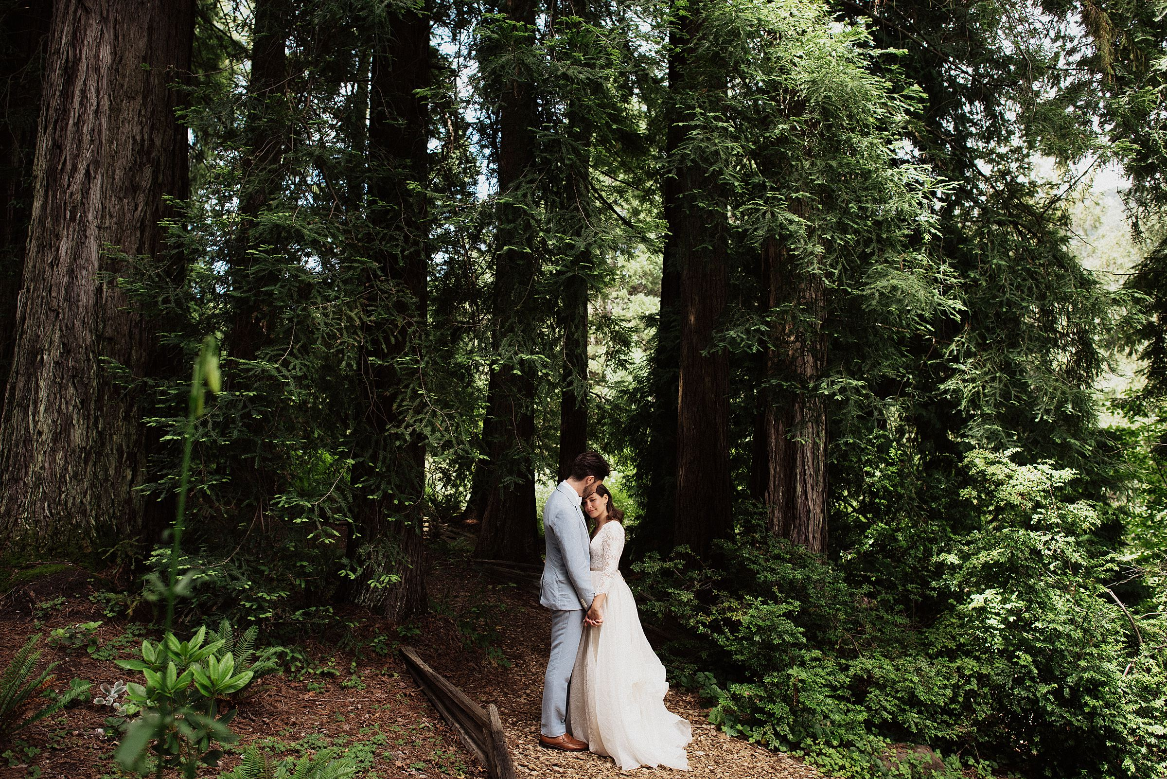 tilden park wedding portraits
