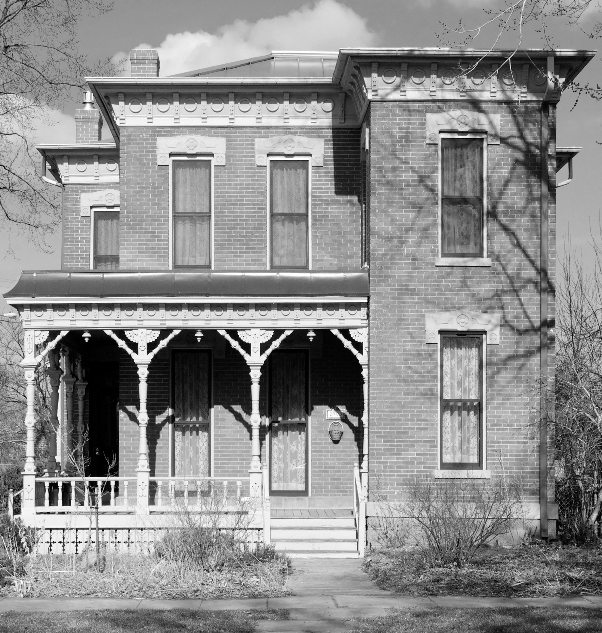 History — Curtis Park Neighbors