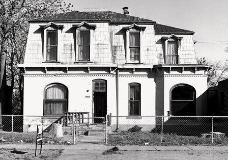 2445 California Street - Before Restoration