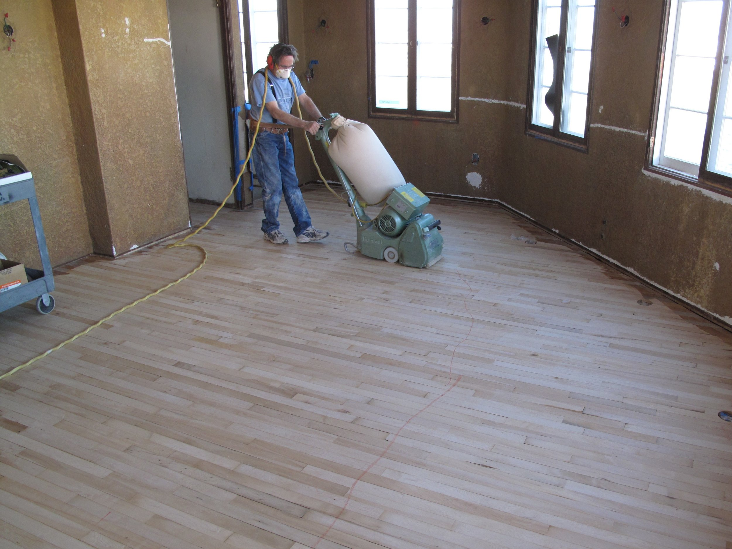 Restoring Original Floors