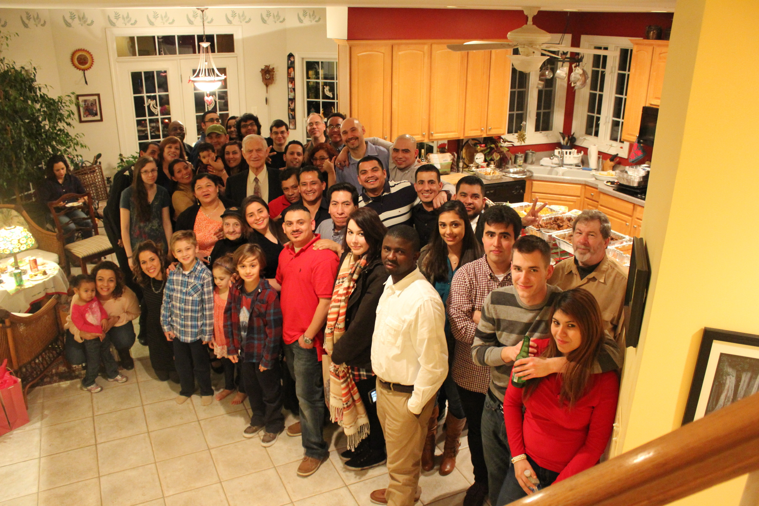 Staff Holiday Party