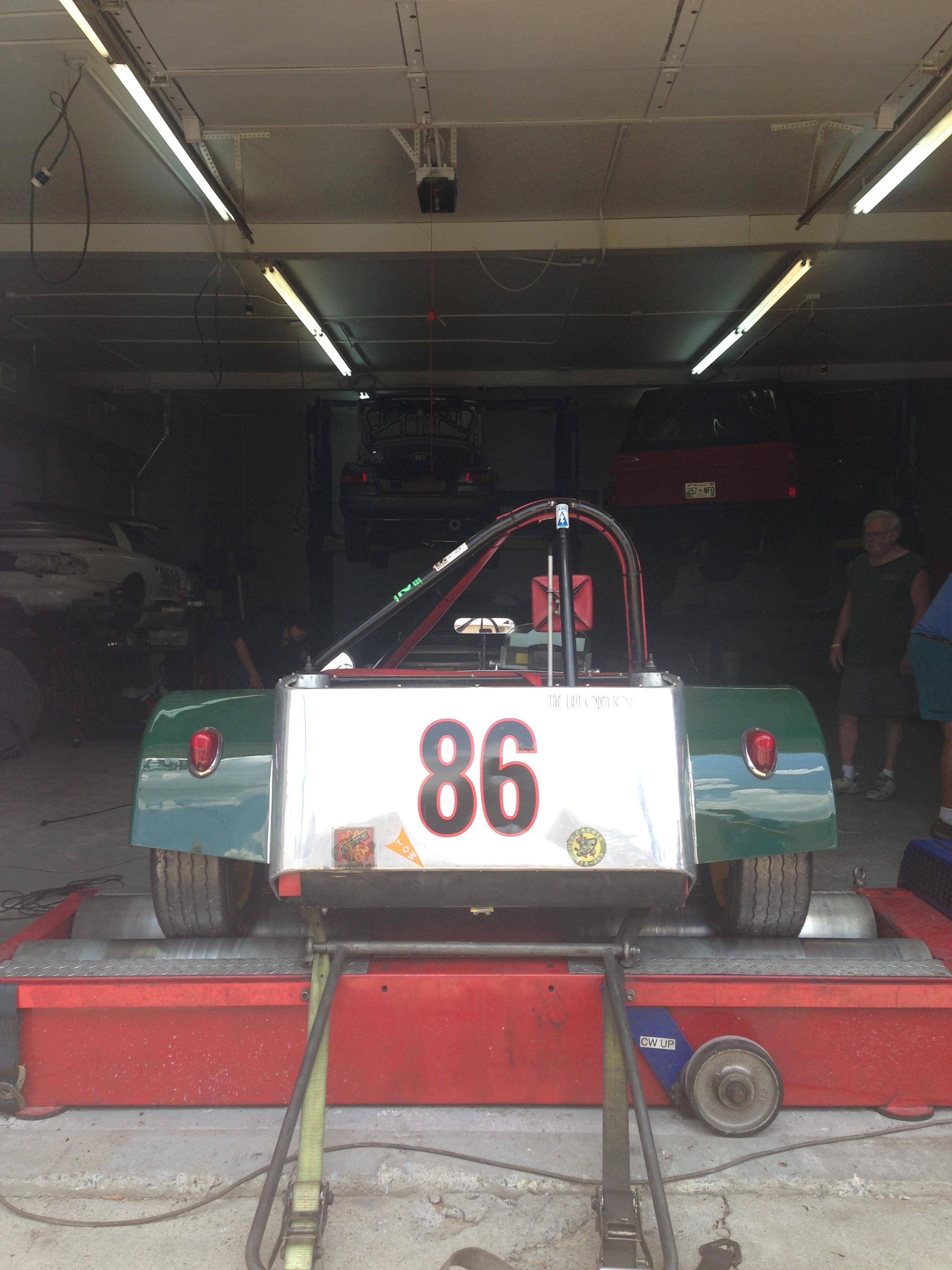 Lotus Super 7