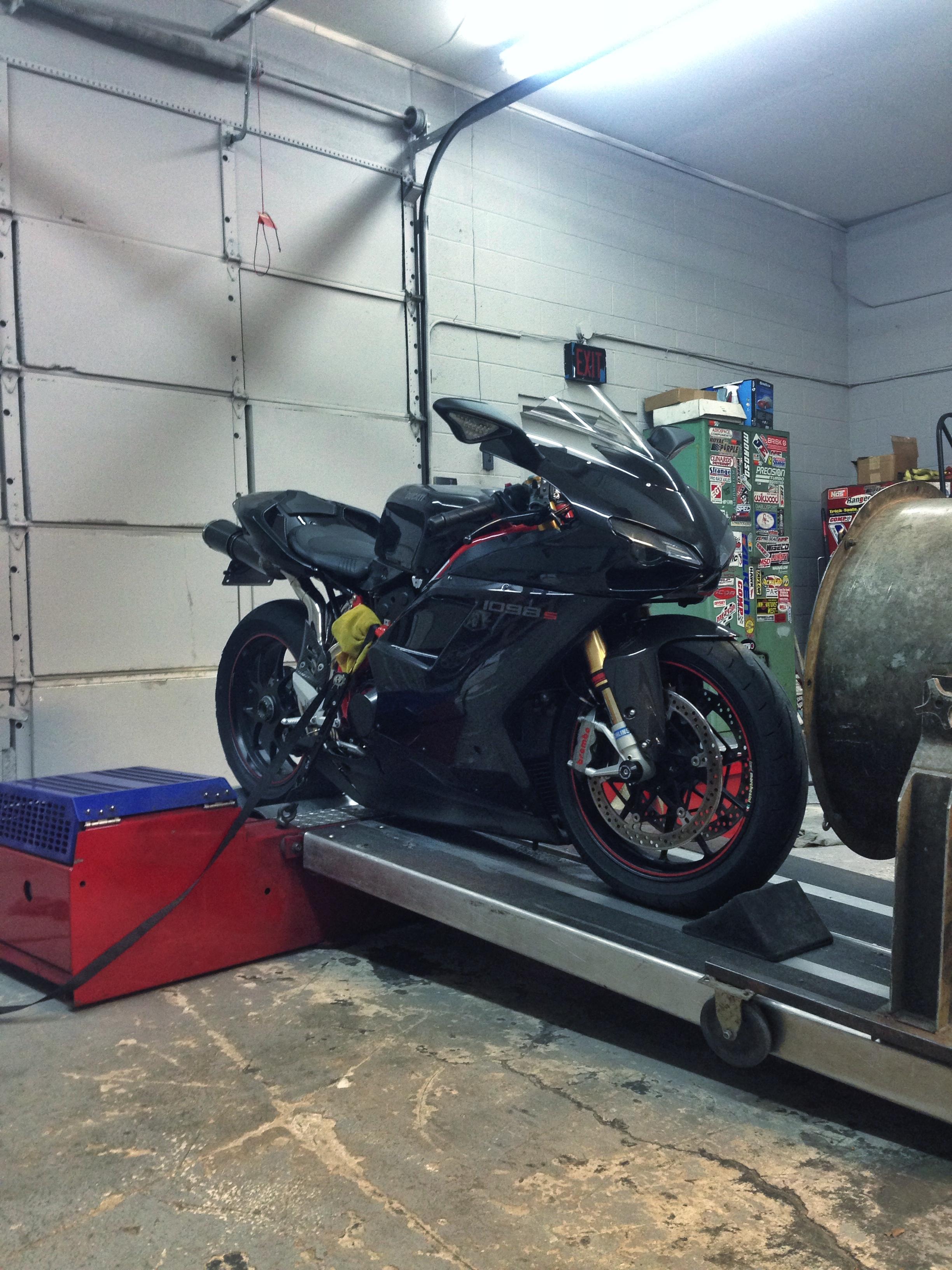 1098S Ducati