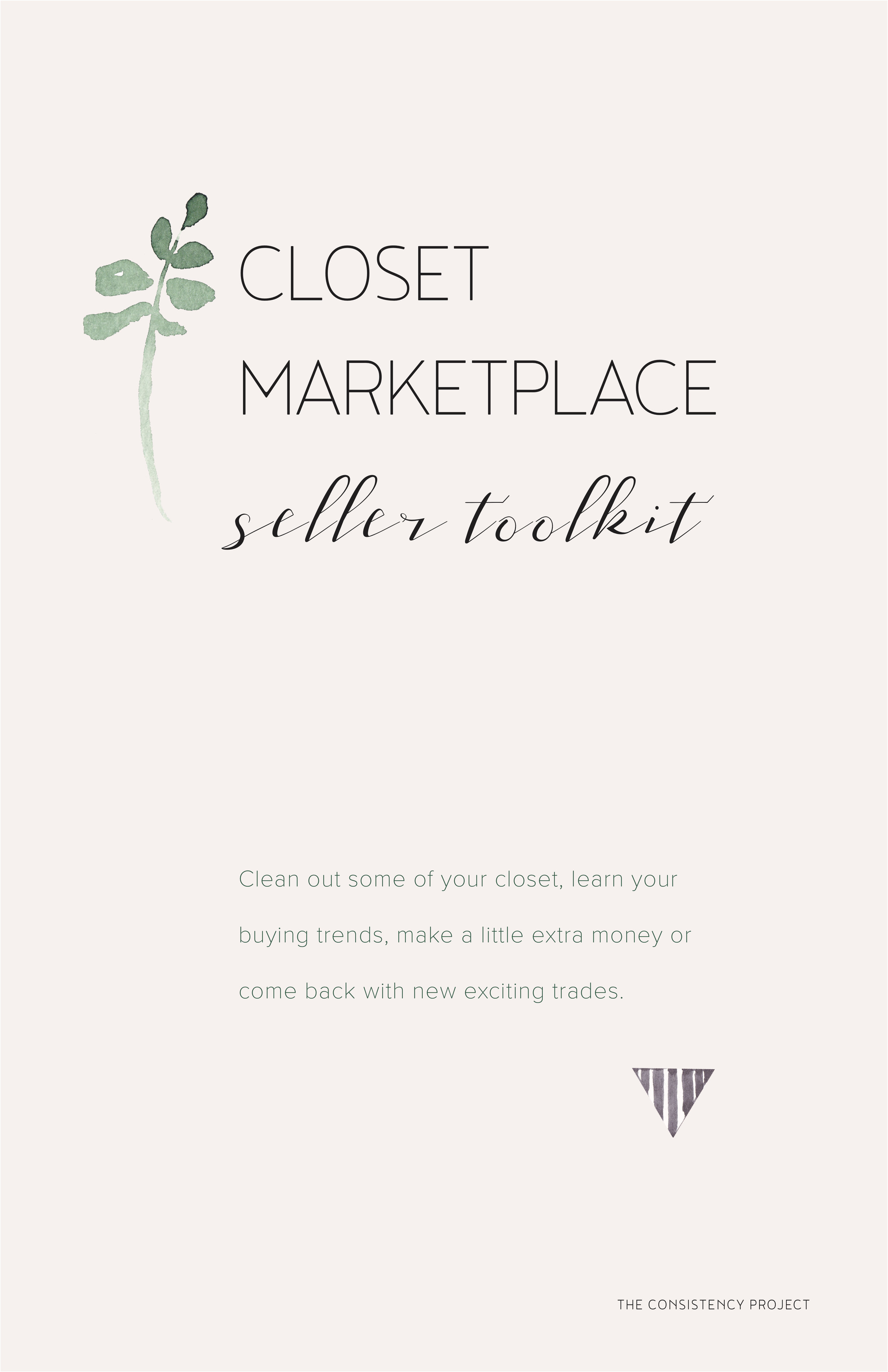Click to download our Closet Marketplace Seller Toolkit.