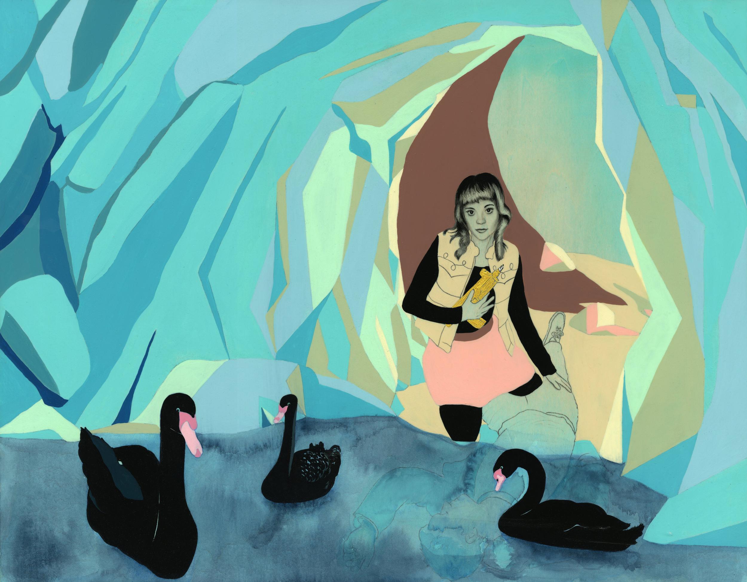 """Swan Lake"""