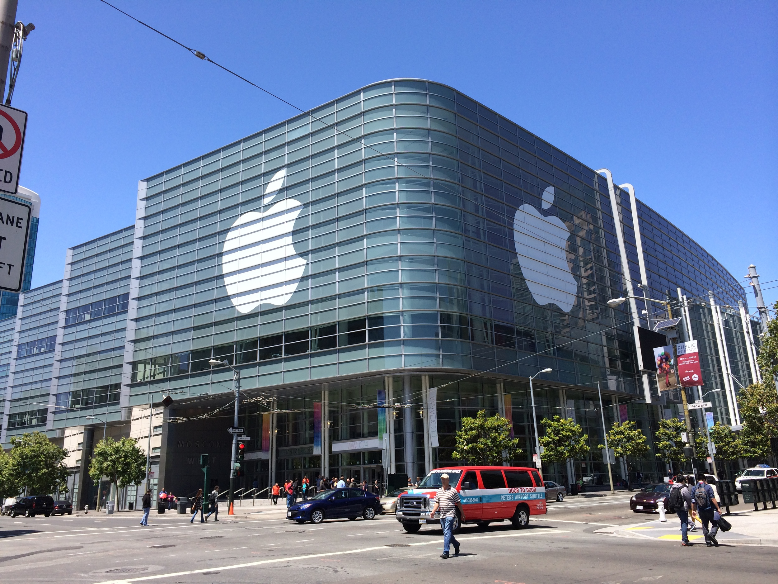 Moscone Center in San Francisco