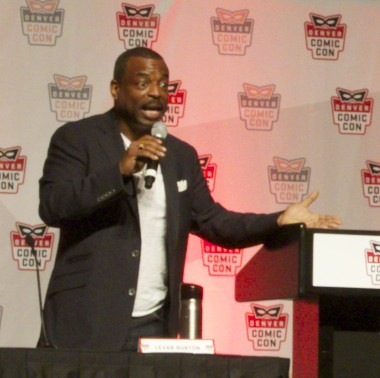 Look at how much Levar Burton loves reading!