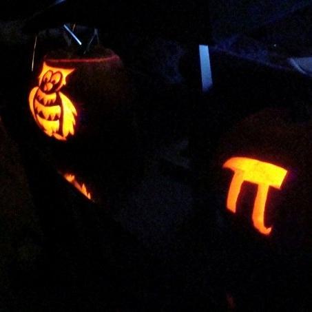 Owl and Pumpkin Pi