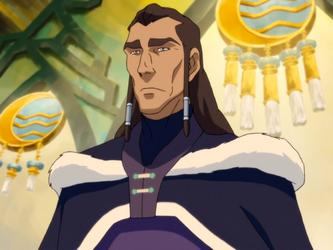 Unalaq, the main antagonist for Season 2.