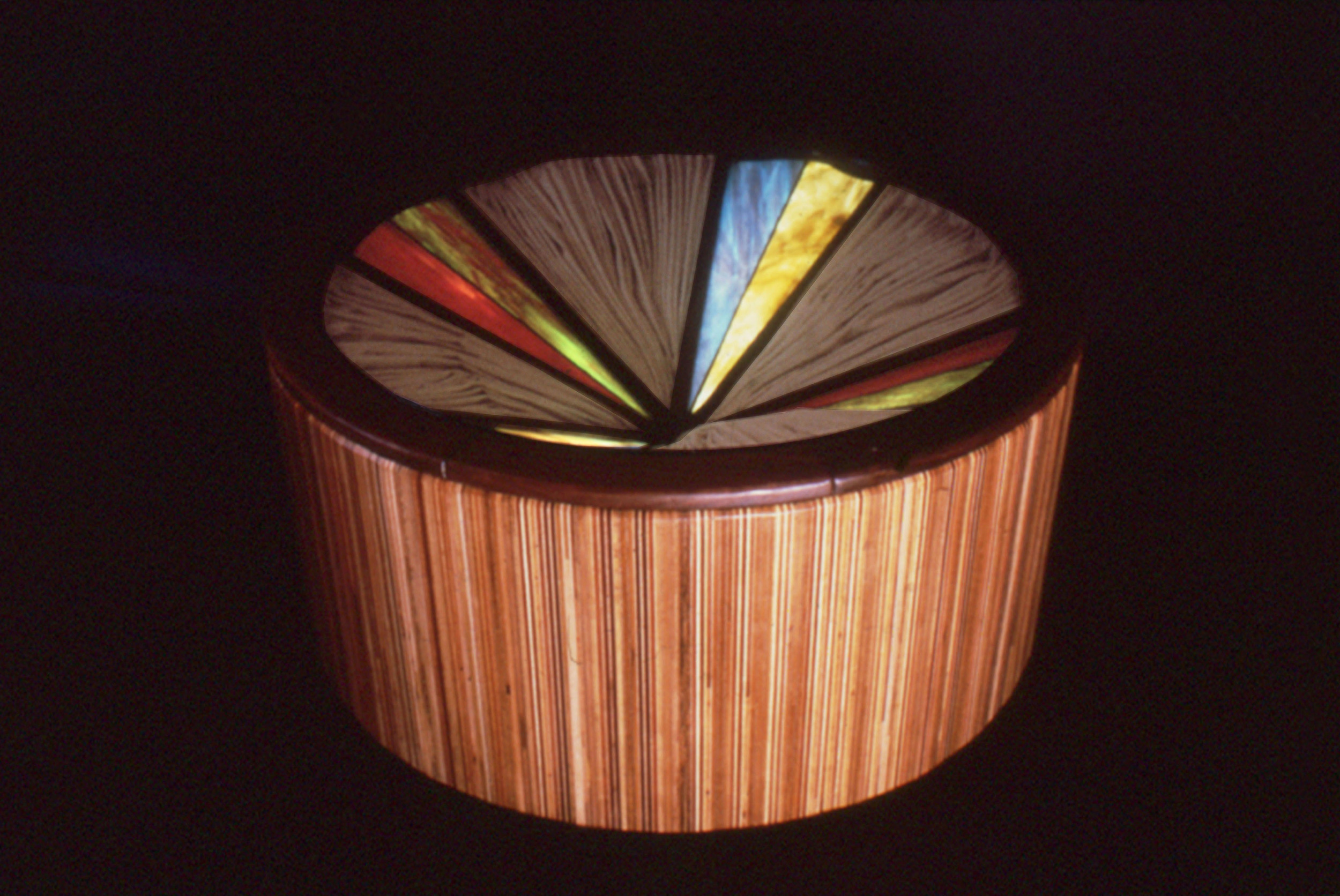 12 - Mushroom coffee table with stained glass.jpg