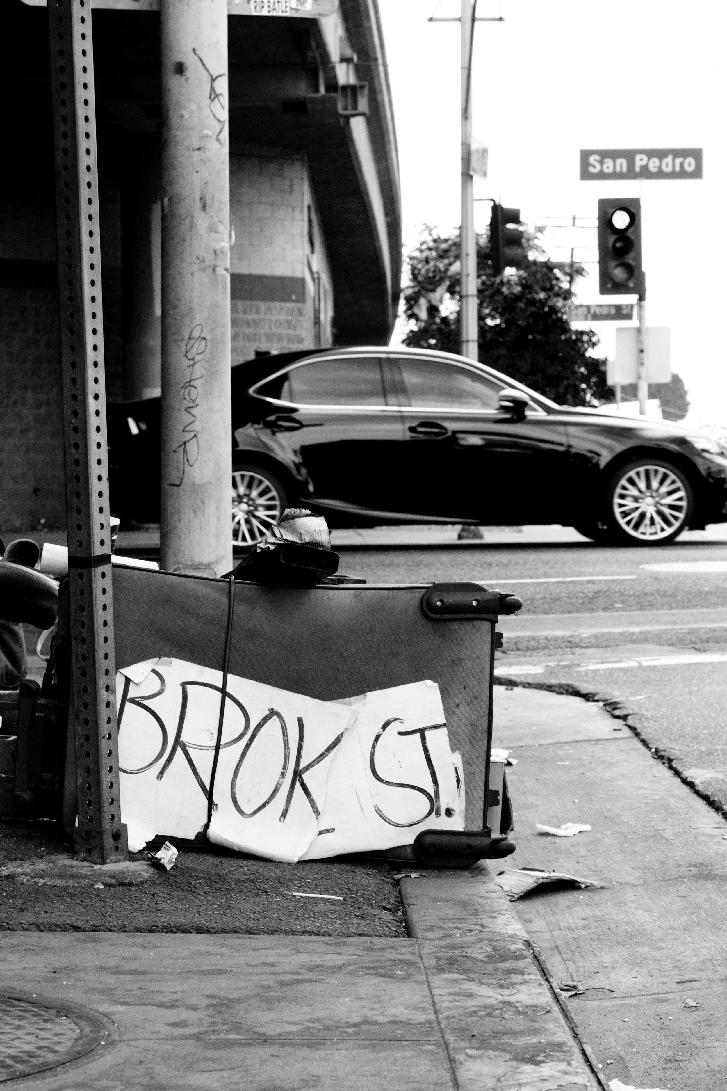 Broke Street Series
