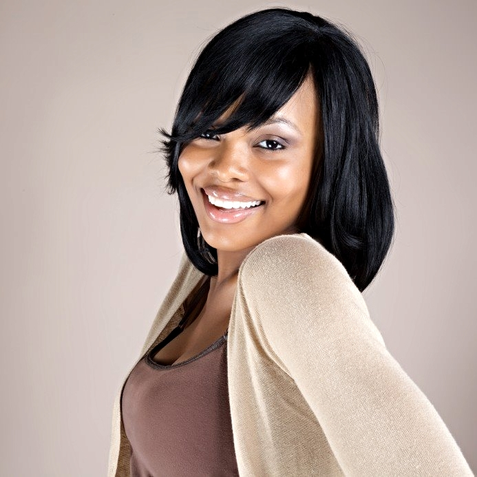 black-african american-woman-sondrea salon-natural-relaxer-shampoo-affirm-relax-el paso texas