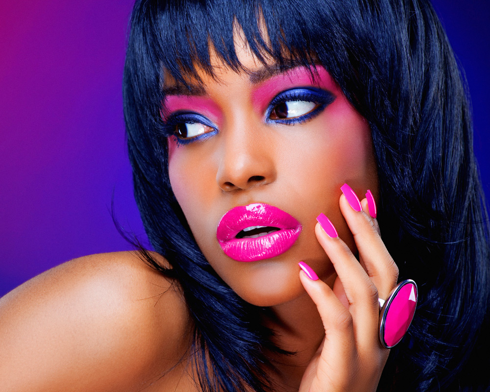 Young Nails - sondrea's signature styles salon and spa - ethnic african american - nails - manicure - pedicure - el paso texas