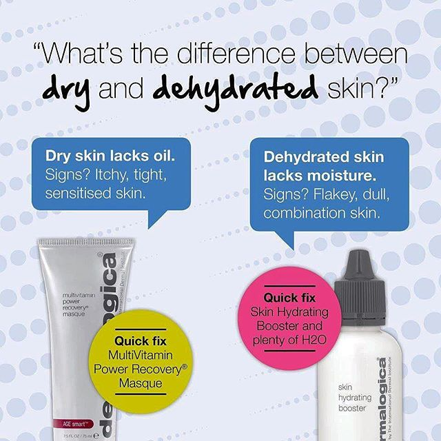 There's a big difference between dry and dehydrated skin, yet both tend to feel the same—just plain dry. However, when your skin feels dry you may actually just be dehydrated and in need of water. Dryness refers to a skin type, while dehydration refers to a skin condition. Schedule your FREE @dermalogica👍 #texas #besignature #elpaso #bride #hairstyles #haircolor #houston #afrohair #austin #beautiful #sanantonio #dallas #skincare #modernsalon #hair #hairstylist #beauty