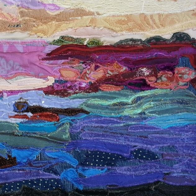 Sarah Collins - Lobster Bay (detail)